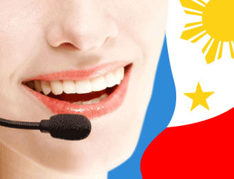 A Filipino Customer Representative's Lips