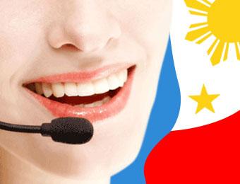 A Filipino Customer Representative's Lips