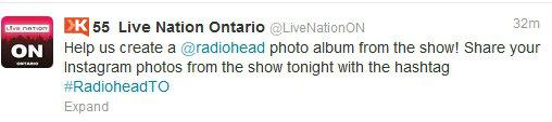 55 Live Nation Ontario