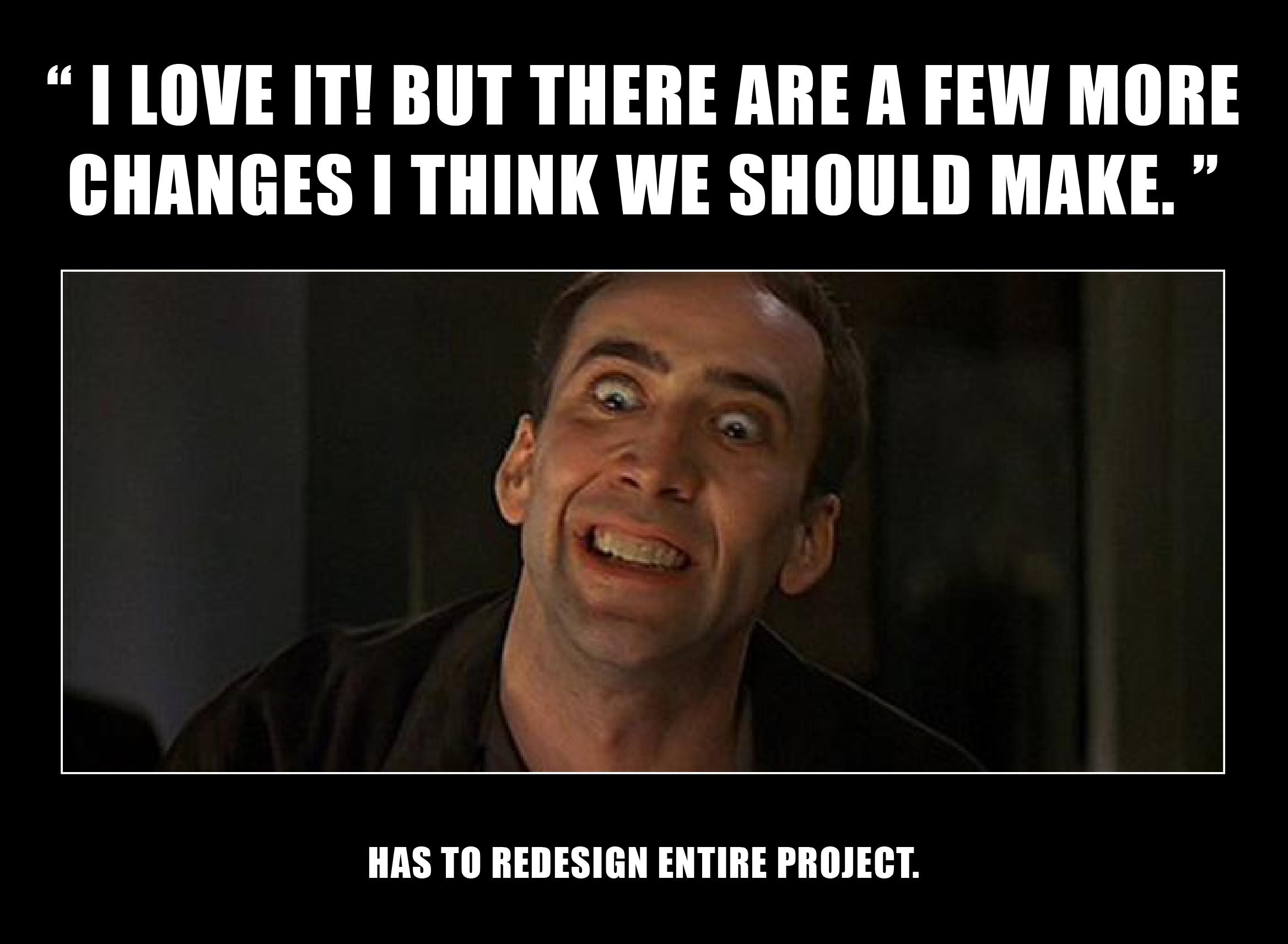 Nicholas Cage meme