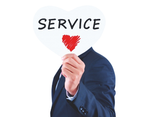 service: setting customer expectations