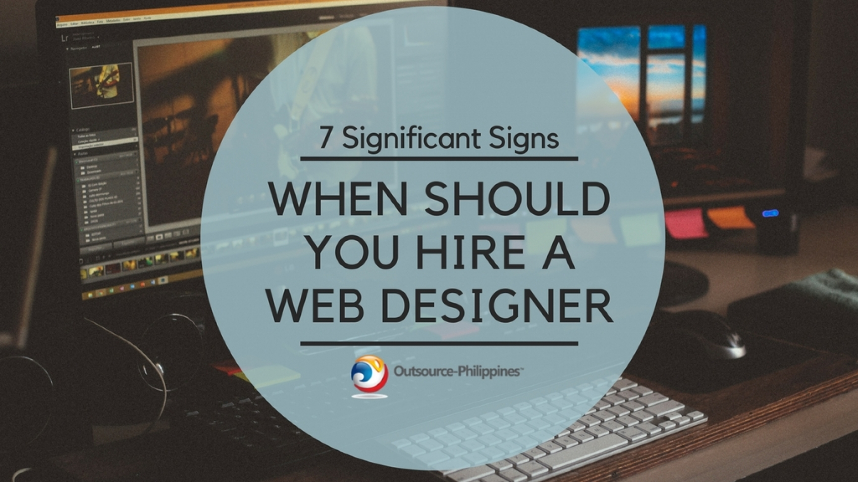 When should you hire a web designer