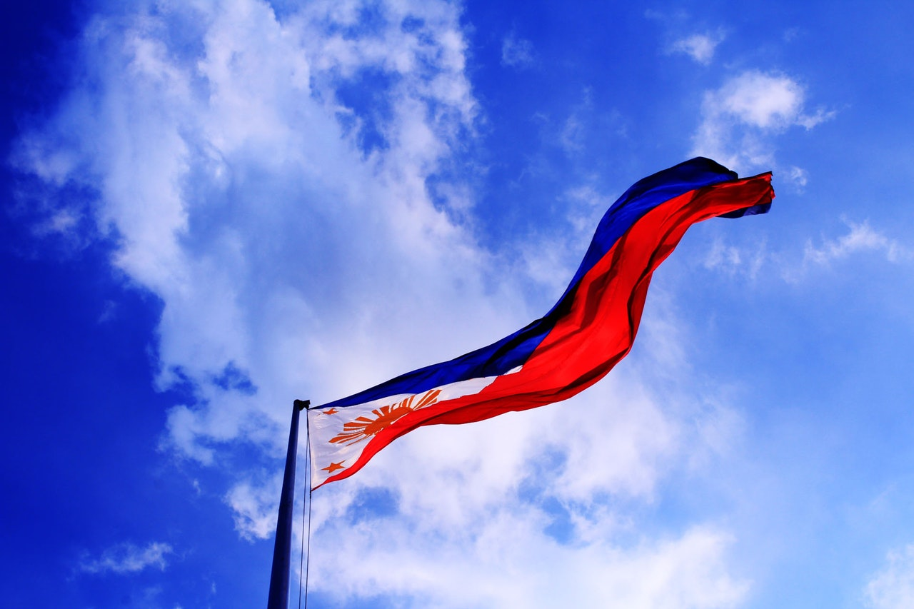 the philippine flag and the philippine economy