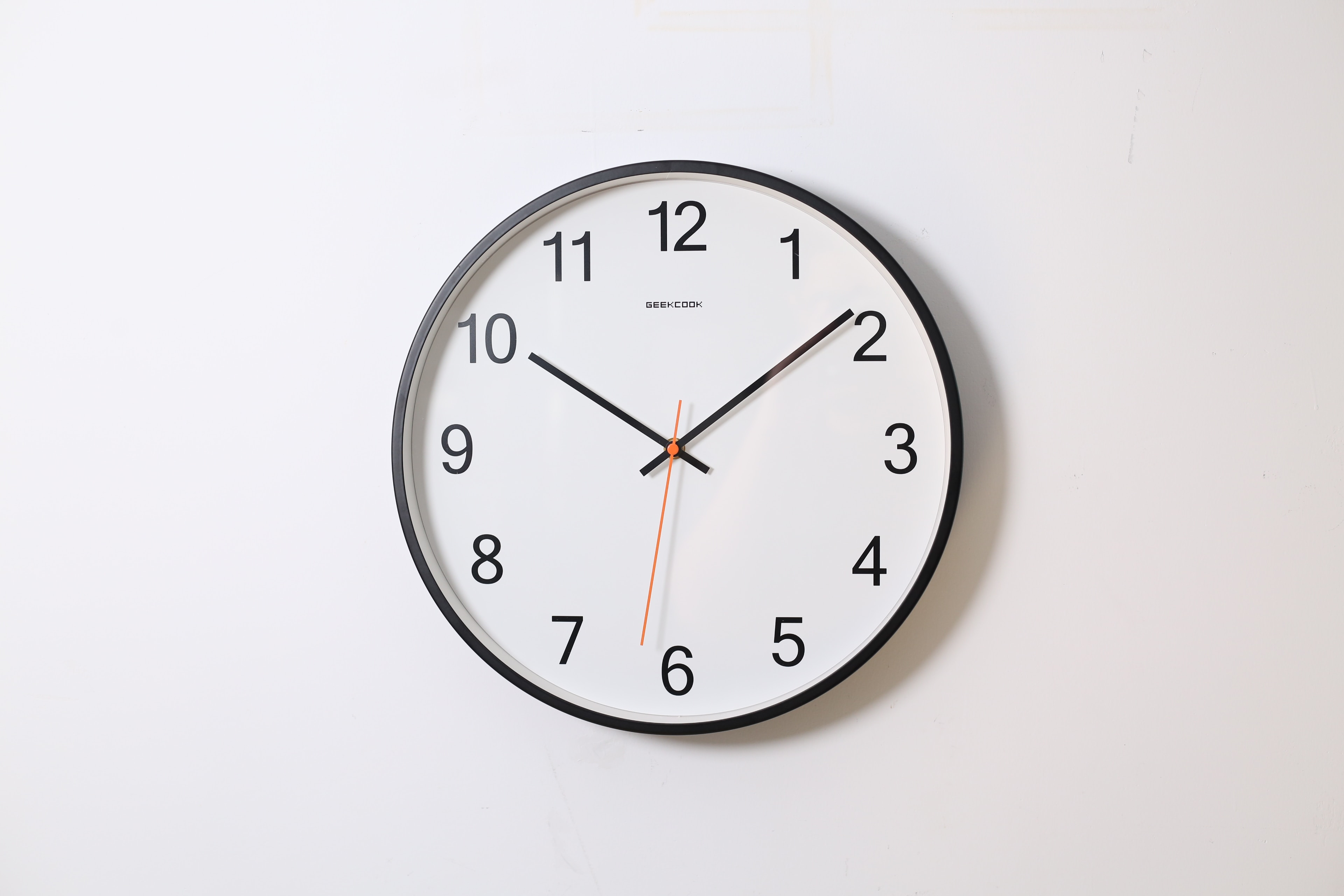 A wall clock depicting the shifting schedules in the BPO industry in the Philippines