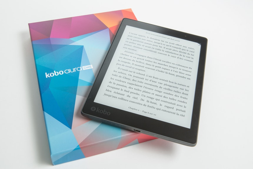 E-book as online marketing collateral type