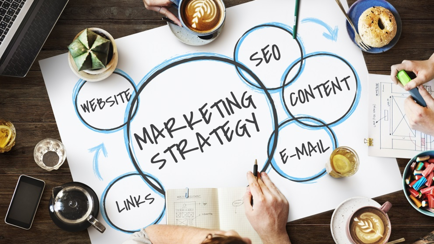 Digital marketing strategy includes finding the best email marketing service