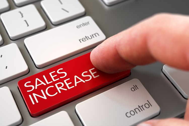 The best email marketing service gives businesses sales increase