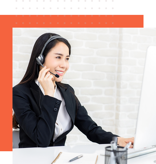 A telemarketer that will help you promote your products to potential buyers