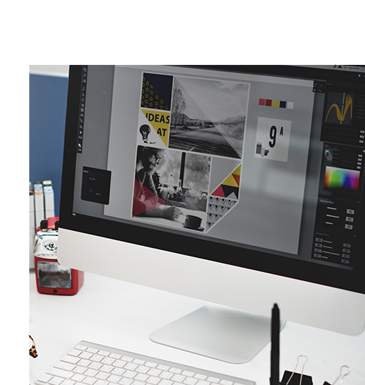top-brochure-designer-services-on-monitor